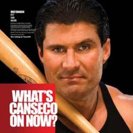 jose canseco tattoos. Jose Canseco on now?