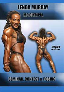 Lenda Murray And Testosterone http://www.mesomorphosis.com/store/videos/lenda-murray-ms-olympia.html