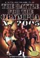 2005 Battle for the Olympia DVD