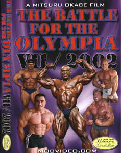 The Battle for the Olympia VII 2002 (DVD)