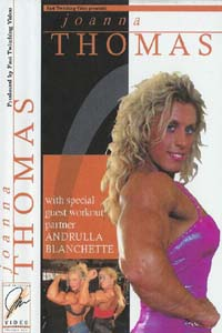 Joanna Thomas - The Video (DVD)