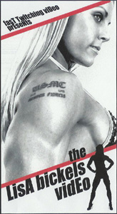Lisa Bickels - The Video (DVD)
