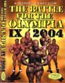 2004 Battle for the Olympia DVD