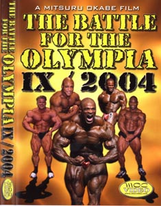 2004 The Battle for the Olympia (DVD)